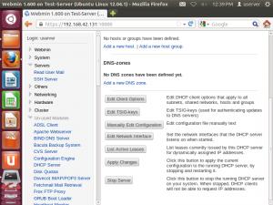 ขั้นตอนการ Install & Config DHCP Server