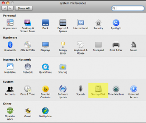 สลับการใช้งานระหว่างการใช้งาน mac หรือ Windows