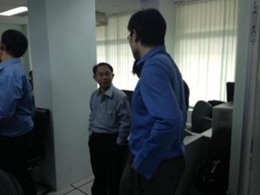 ประชุมโครงการนำร่องพัฒนาต้นแบบหลักสูตรการเรียนการสอนผ่านระบบเครือข่ายอินเทอร์เน็ต