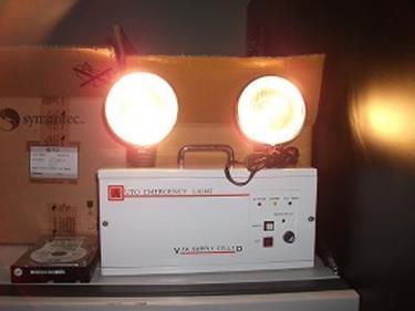 ไฟฟ้าดับ ณ ศูนย์พณิชยการพระนคร