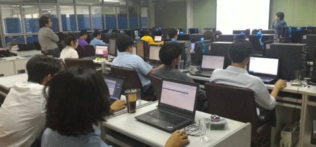 อบรมหลักสูตร DevExpress Development tool for Web Application  ณ  ศูนย์การเรียนรู้ด้วยตนเองพระนครเหนือ