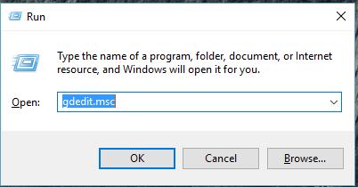 วิธีปิดการทำงานTask manager ใน windows10