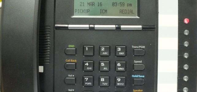วิธีการ Set IP Phone IPECS รุ่น LIP-8008E