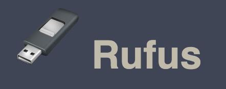 วิธีการทำ UEFI USB bootable flashdrive สำหรับลง windows ด้วยโปรแกรม Rufus 2.9