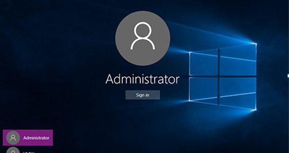 วิธีเปิดการใช้งาน Administrator Account บน Windows 10