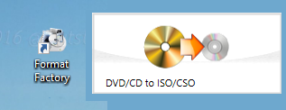 วิธีการแปลงไฟล์จาก CD/DVD ไปเป็น ISO ด้วยโปรแกรม Fotmat factory