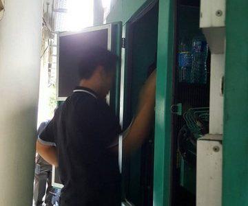 Maintenance เครื่อง Generator ณ ศูนย์เทเวศร์