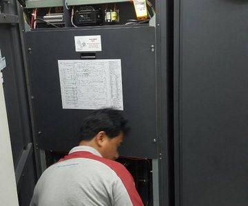 Maintenance ระบบปรับอากาศห้อง Data Center