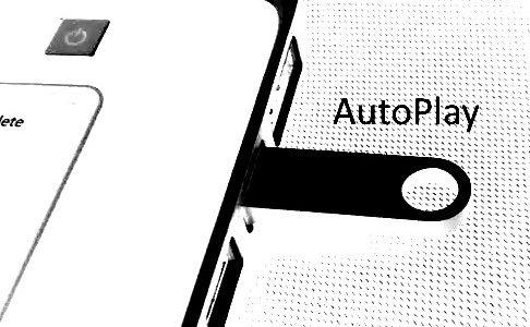 ปิด Autoplay บน Windows 10 กรณีเสียบ USB, Smartphone, Camera หรือใส่แผ่น CD,DVD
