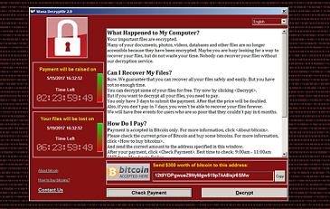 วิธีป้องกันมัลแวร์เรียกค่าไถ่ WannaCry / WannaCrypt สำหรับ Client