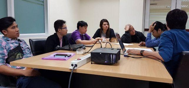 ศูนย์การเรียนรู้ด้วยตนเองประชุมวางแผนงานและแนวทางปฏิบัติงาน