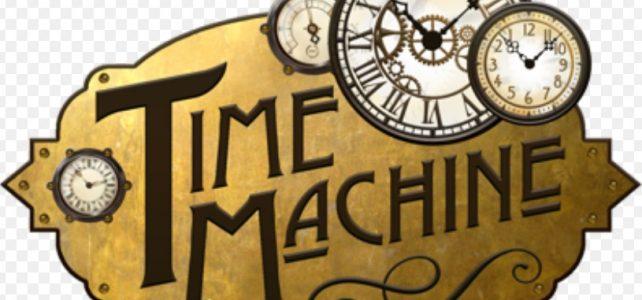 รีบูทเครื่อง IMac โดยวิธี Time Machine เพื่อกู้คืนข้อมูลเดิม